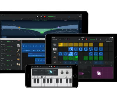 2020 Fall – Music Composition & Production in GarageBand