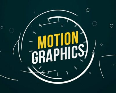 2021 Winter – Motion Graphics for Video with After Effects